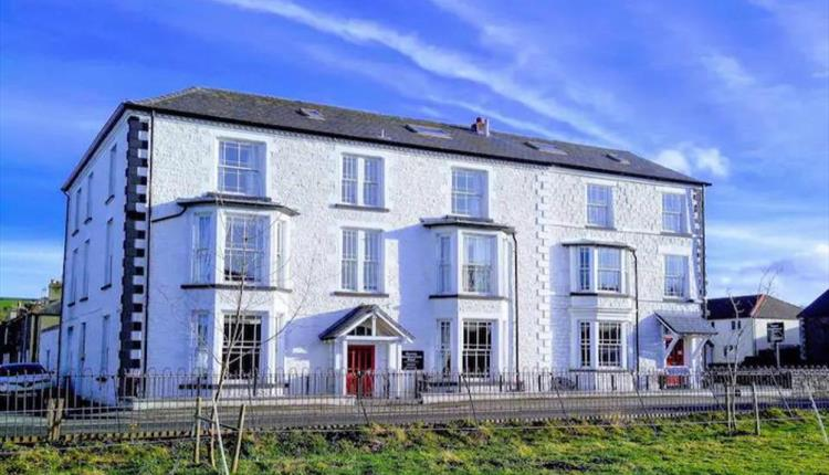 The Meadowsweet Hotel in North Wales