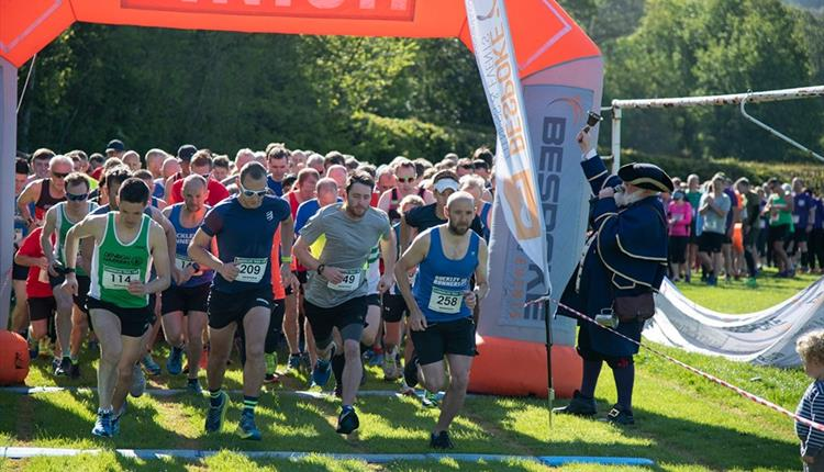 Llangollen 10K Trial Run