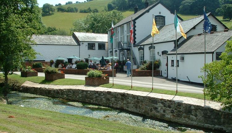 Afonwen Craft & Antique Centre