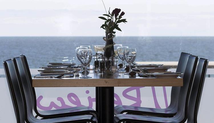 Y Review Restaurant @ Venue Cymru