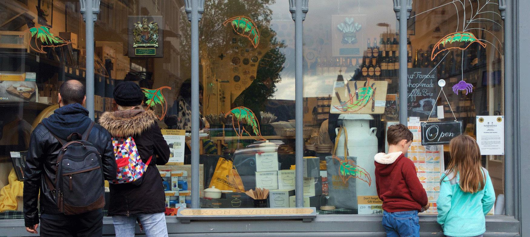 Uncover hidden treasures within the independent stores