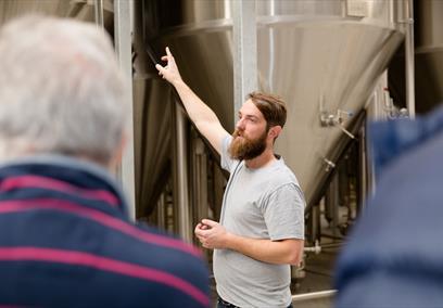 West Berkshire Brewery Tour