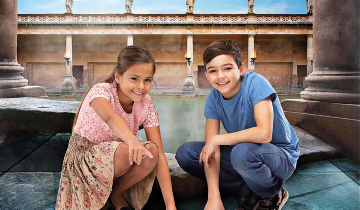 Roman Baths Family Friendly