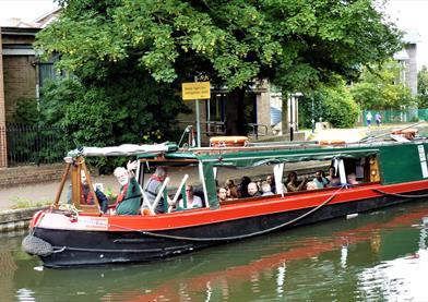 Jubilee Boat Trips, Newbury
