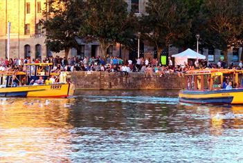 Bristol Ferry Boats