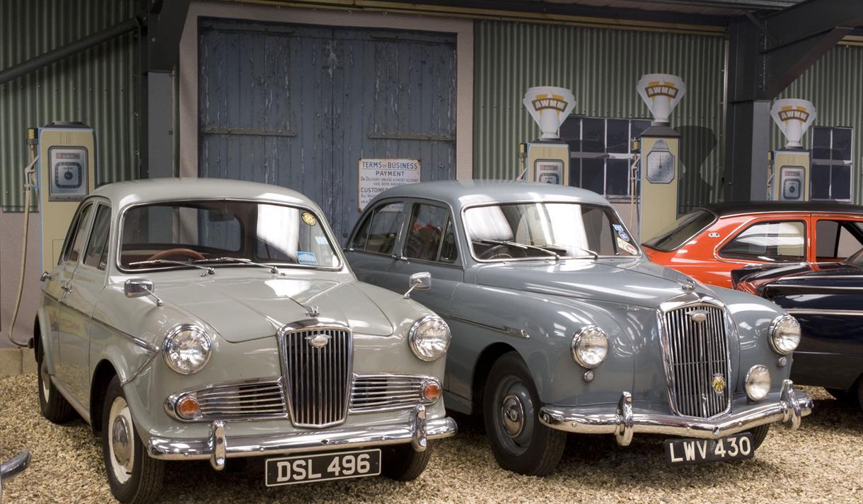 Atwell-Wilson Motor Museum