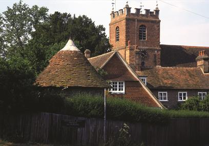 Kenneth Graham's cottage