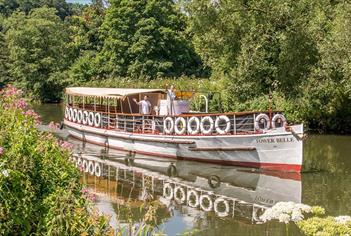 Bristol Pack Boat Trips afternoon tea