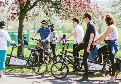 Bristol Tandem Hire group