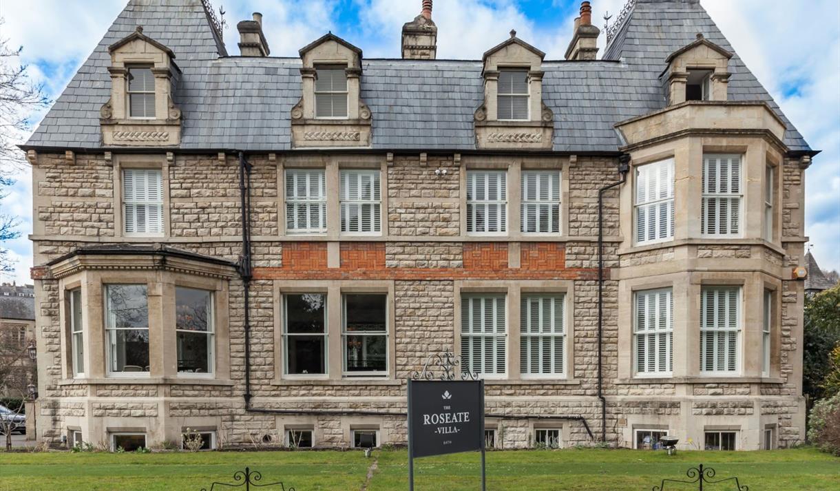 The Roseate Villa in Bath