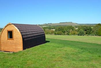 Totteridge Farm Camping Pods