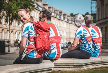 Active England Tours in Bath