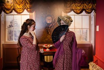 The Jane Austen Centre Shop