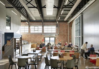 Aerospace Bristol Café