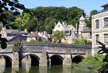 The Town Bridge (C) Chris Lock