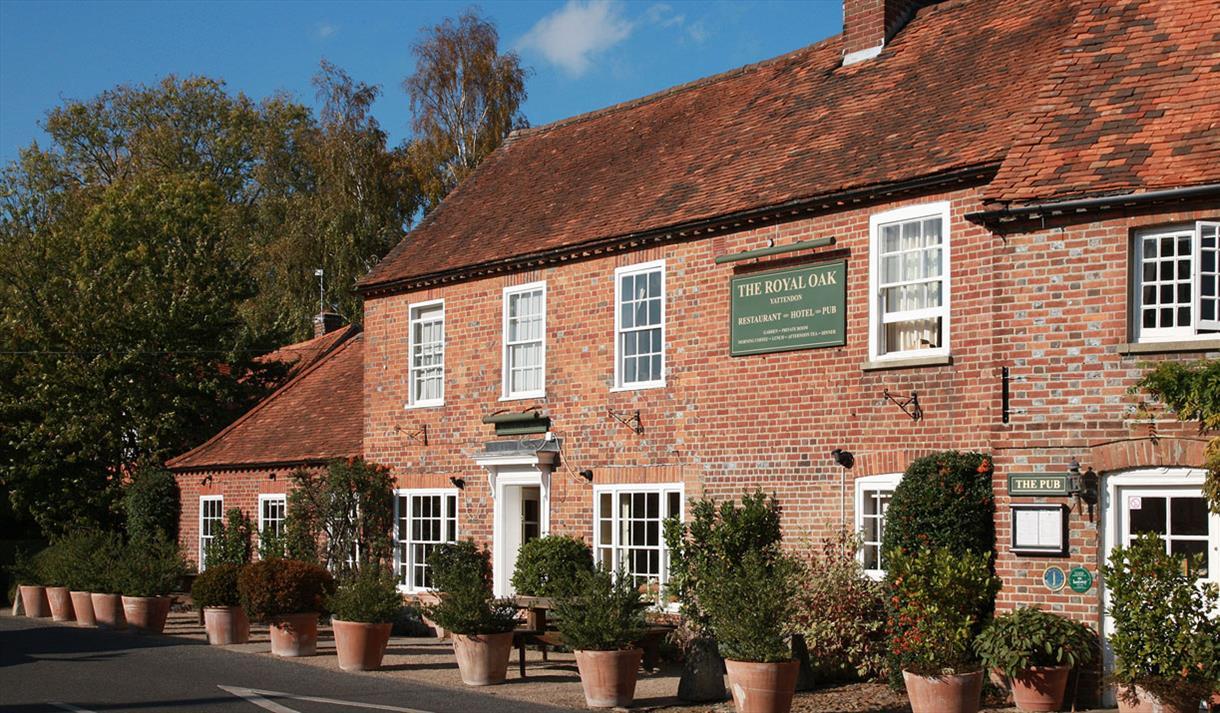 The Royal Oak at Yattendon