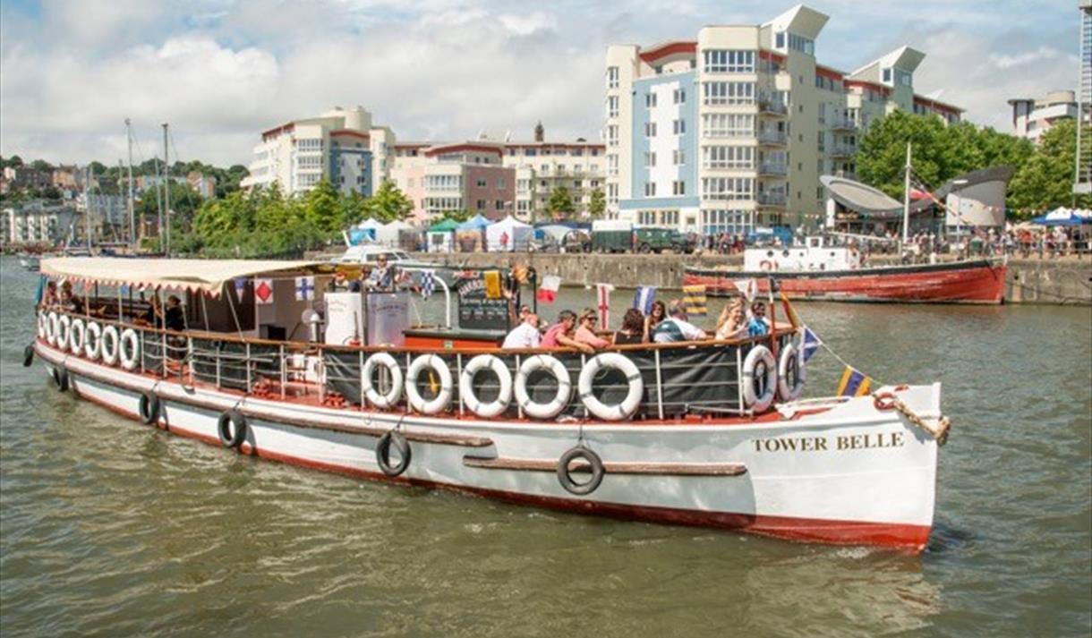 Bristol Packet Boat Trips
