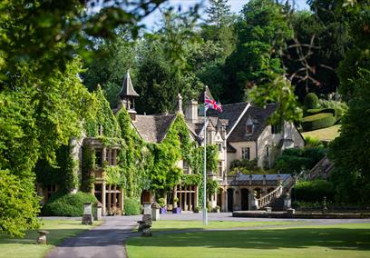 The Manor House Hotel at Castle Combe