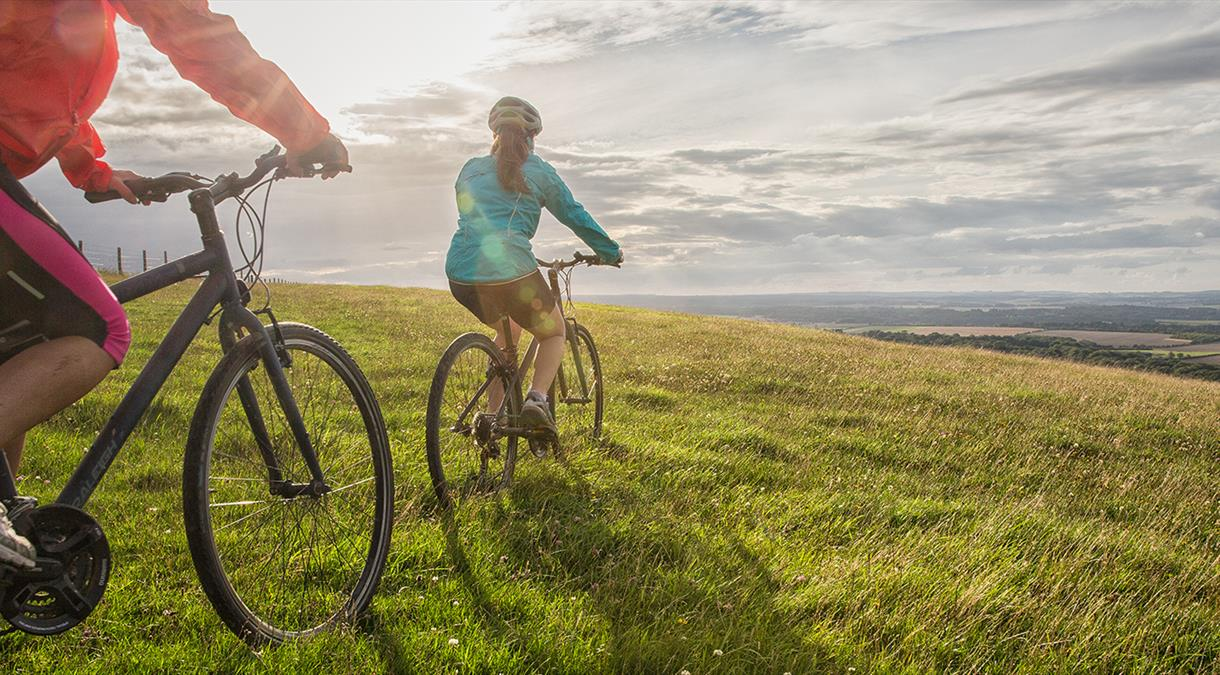 Cycling in Hampshire