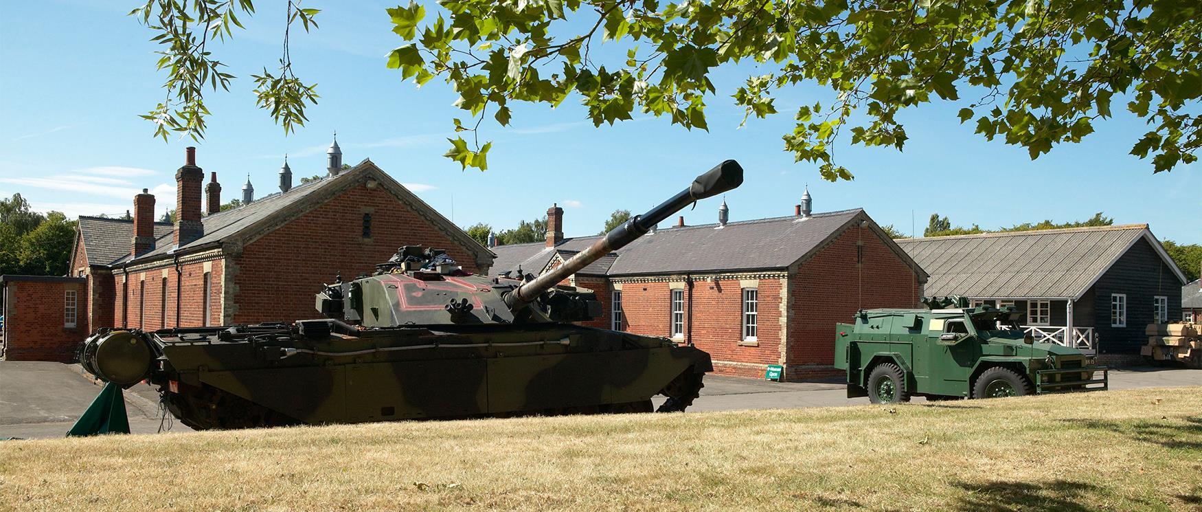 Aldershot Military Musem