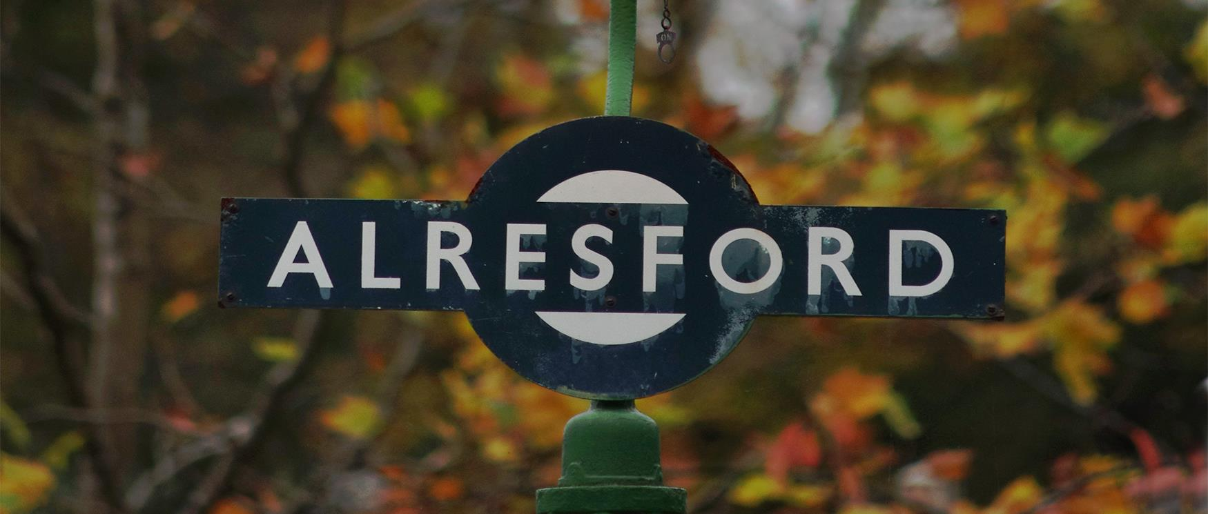 The town of Alresford