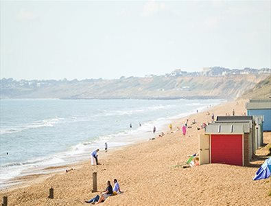 Beaches in Hampshire