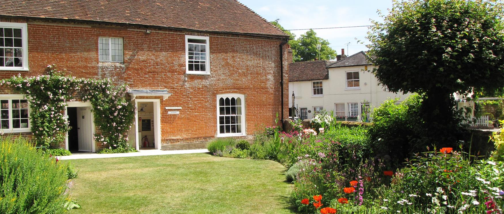 The Village of Chawton, Famous for Jane Austen