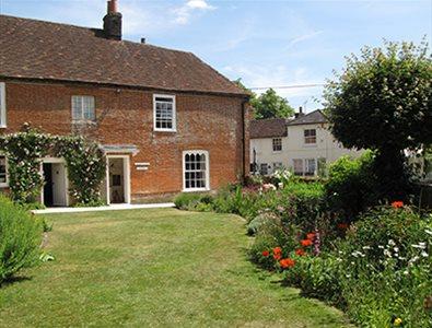 The Village of Chawton, Famous for Jane Austen