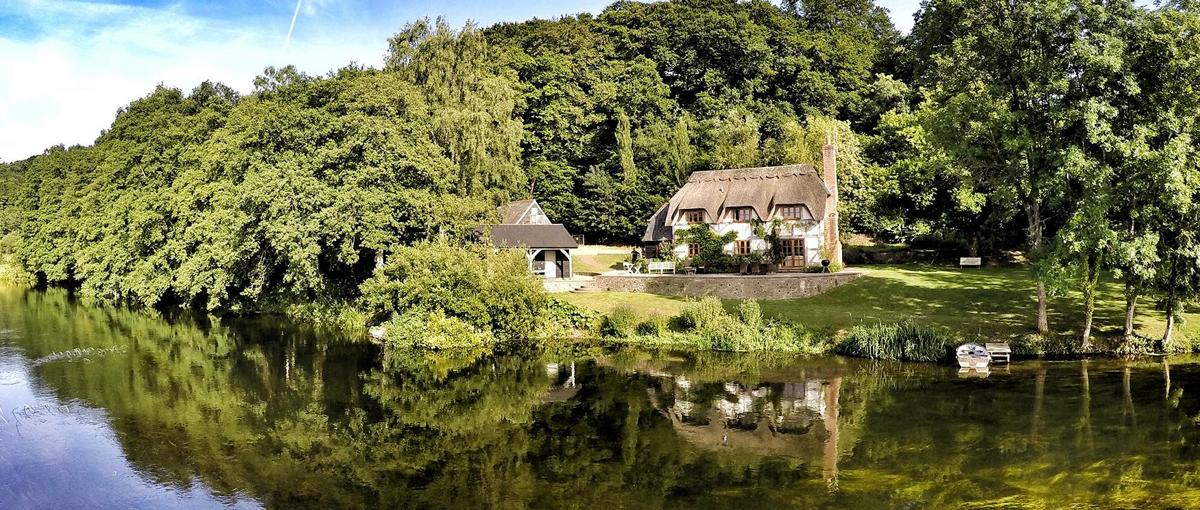 Luxury Holiday Cottages in Hampshire