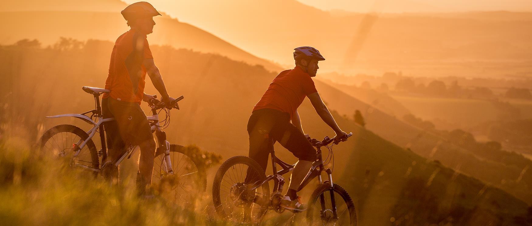 Mountain Biking in Hampshire