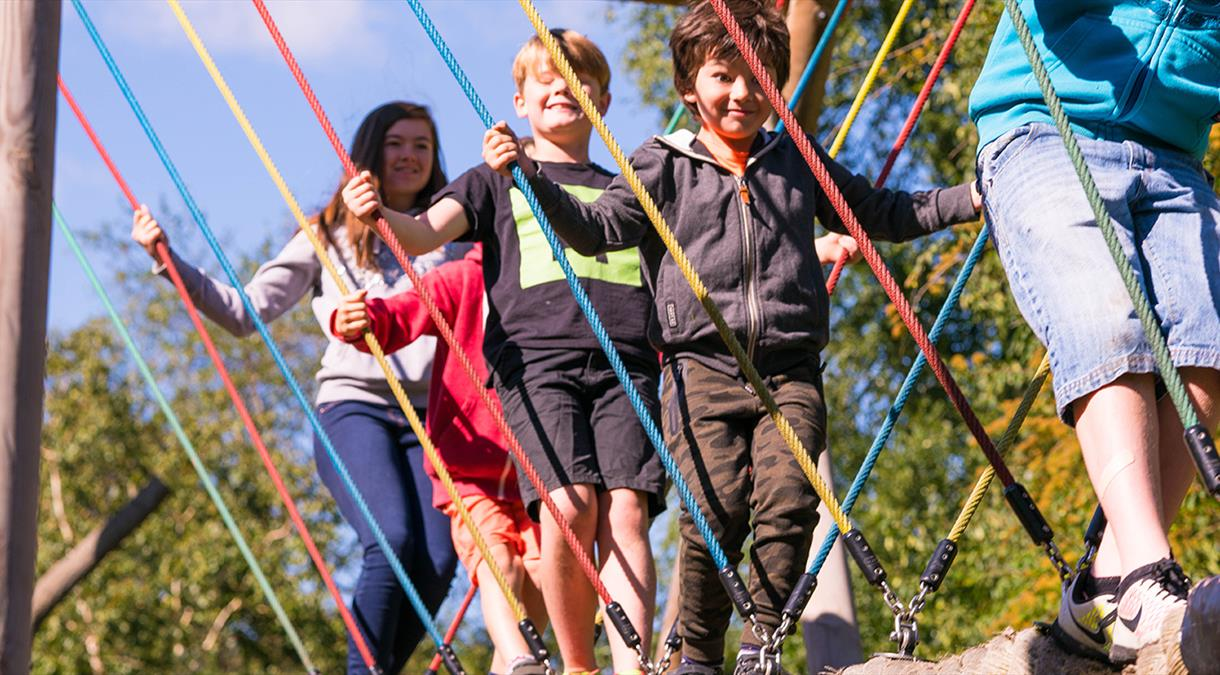Family Friendly Attractions in Hampshire