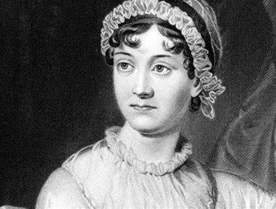 Famous People in Hampshire - Jane Austen