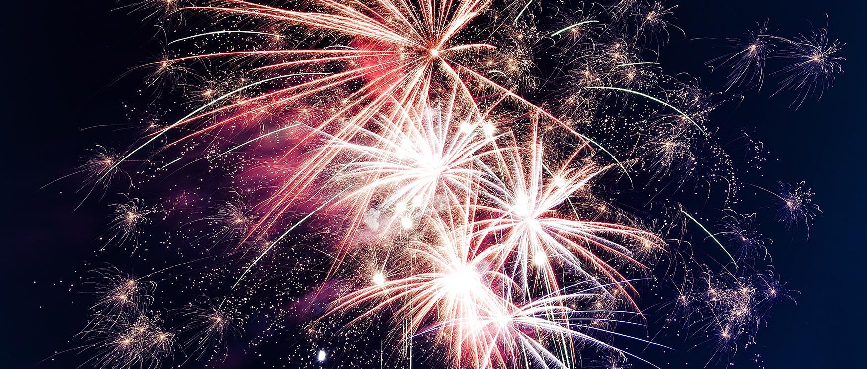 Bonfire Night & Fireworks in Hampshire