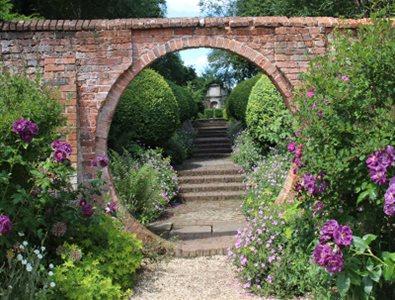 Gardens in Hampshire
