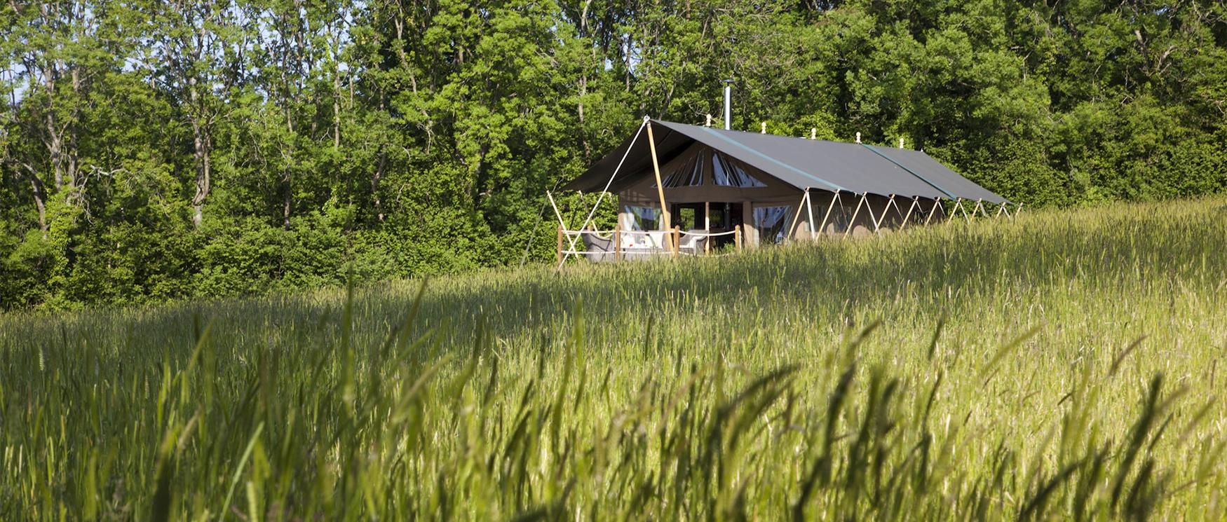 Glamping Sites in Hampshire