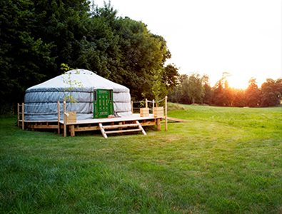 Thumbnail for Glamping