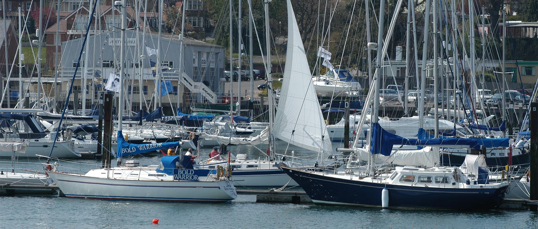 Hamble Marina