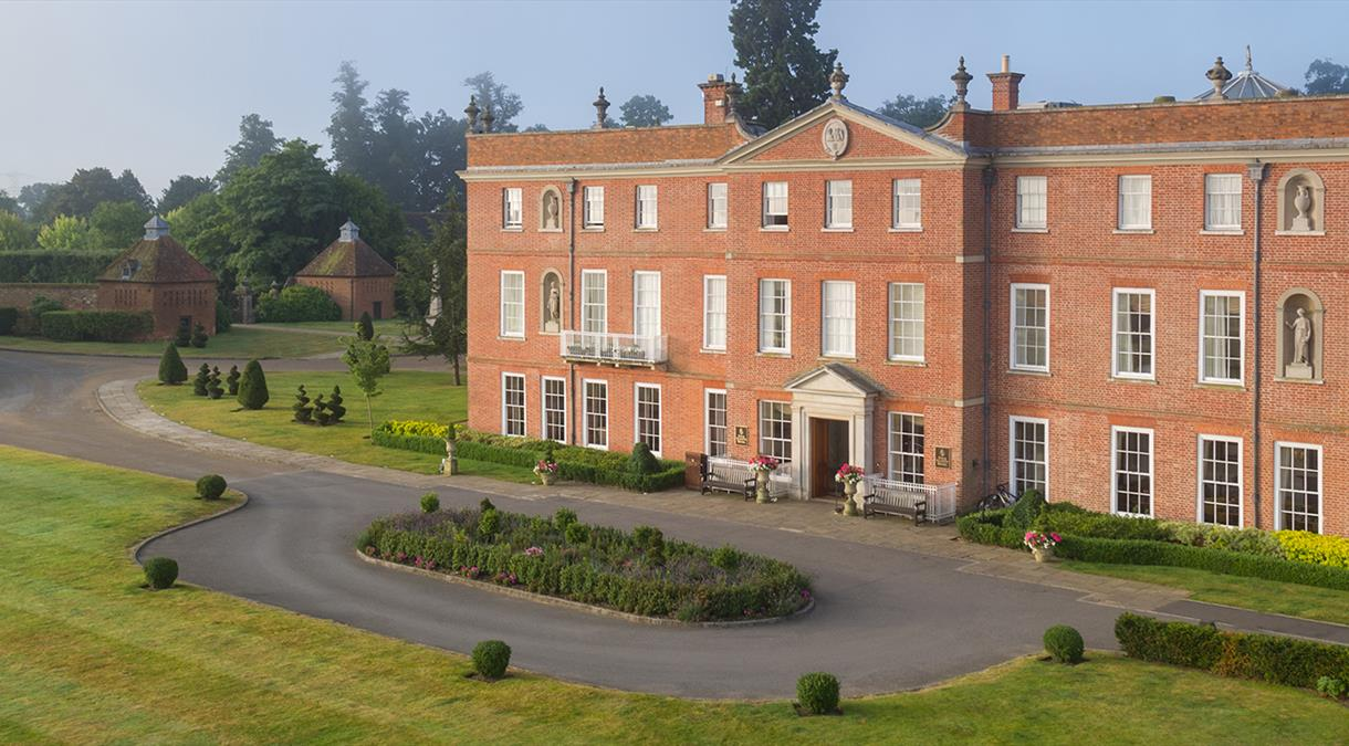 Country House Hotels in Hampshire
