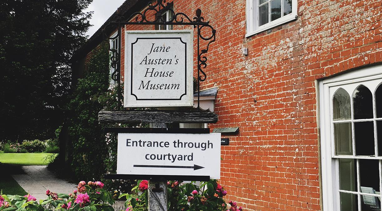 Jane Austen Events in Hampshire