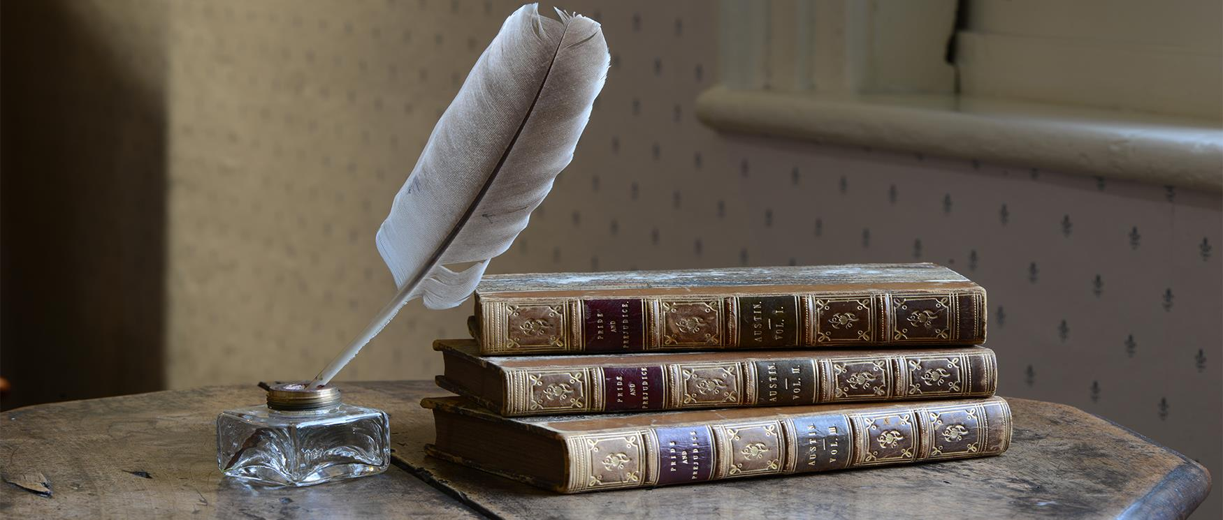 Jane Austen's Desk