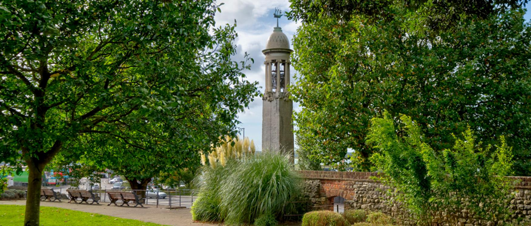 Southampton's Mayflower 400 Memorial