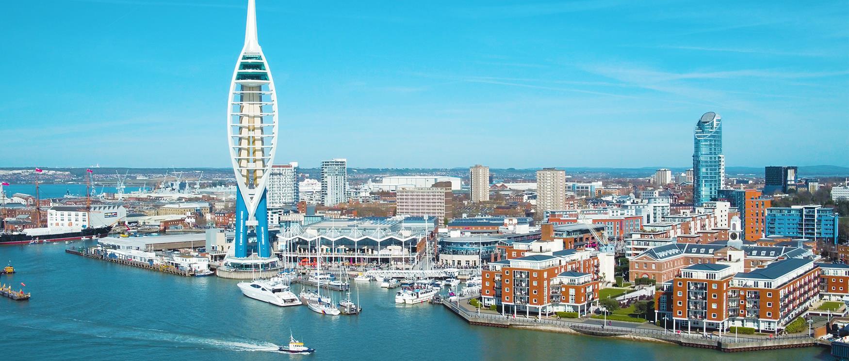 Portsmouth, Hampshire - Visit-Hampshire.co.uk