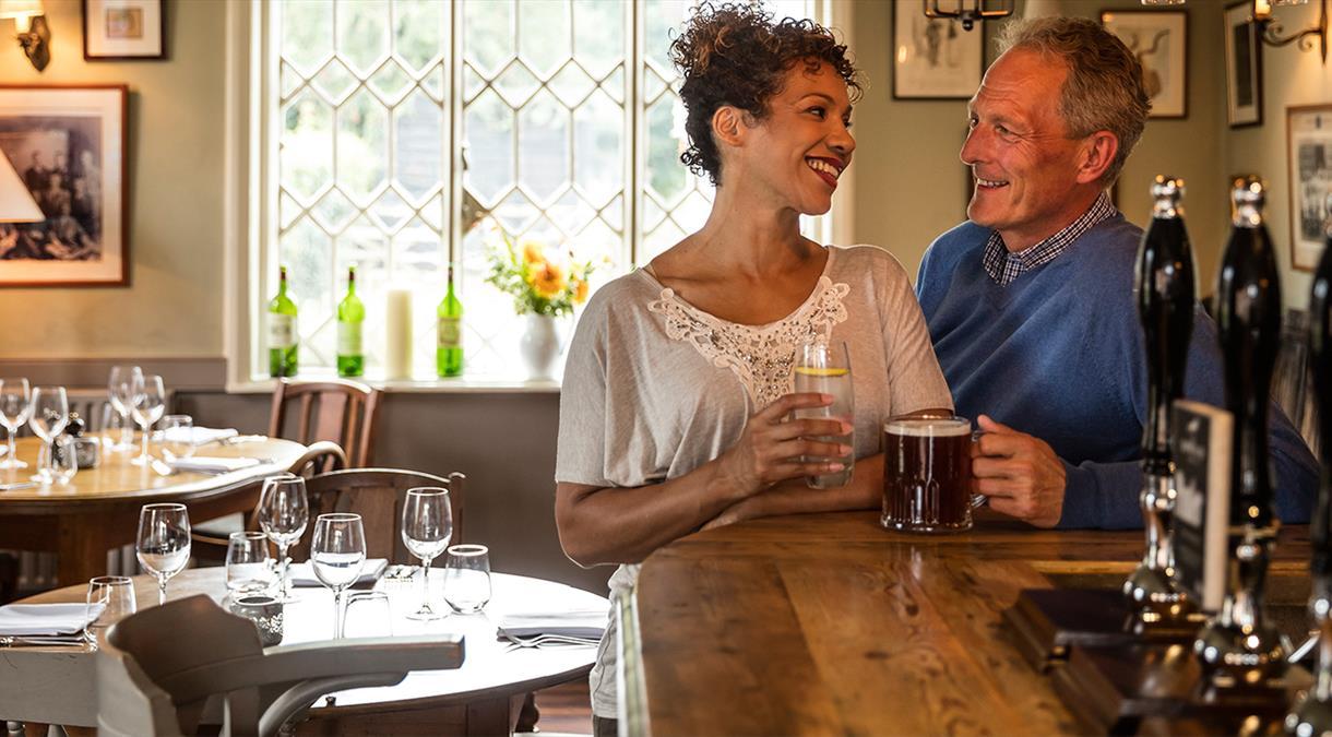Peat Spade Pub, Longstock