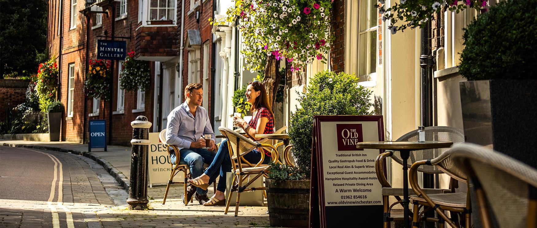Romantic Breaks in Hampshire