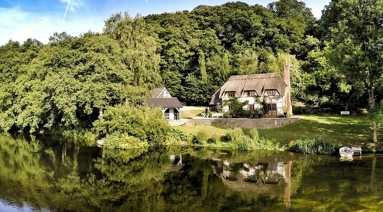 Self Catering Cottages in Hampshire