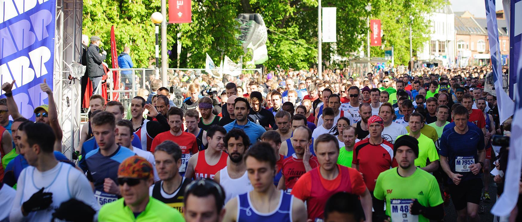 ABP Marathon Event, Southampton