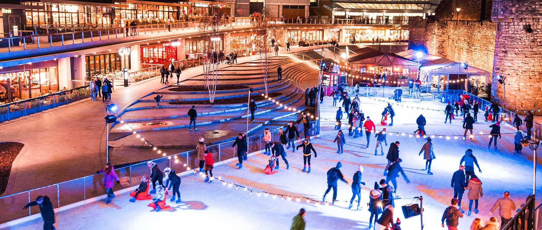 Southampton Christmas Ice Rink