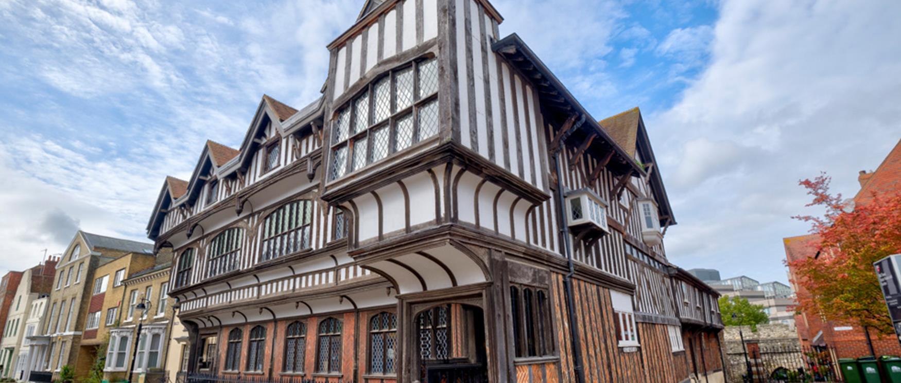Southampton's Tudor House Museum
