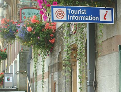 Hampshire's Tourist Information Centres