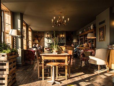 Restaurants in Hampshire